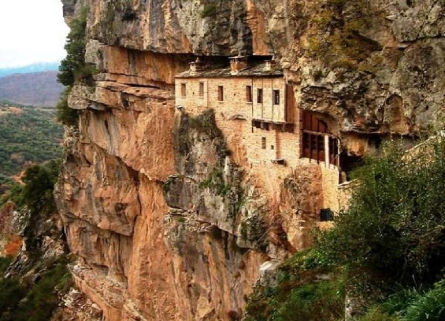 The Holy Monastery of Panagia Kypina